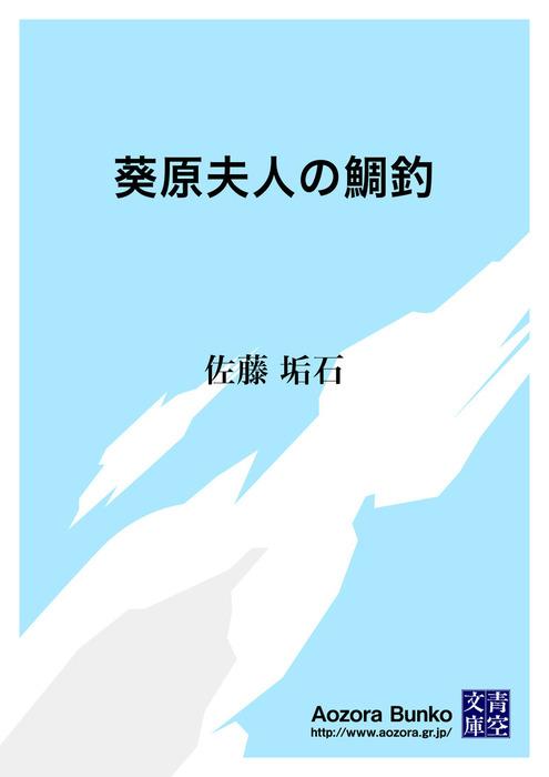 葵原夫人の鯛釣-電子書籍-拡大画像
