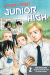 Attack on Titan: Junior High 2-電子書籍
