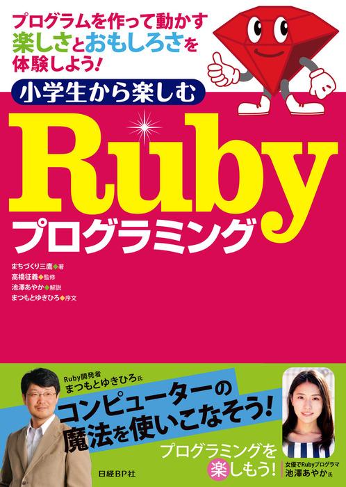 小学生から楽しむ Rubyプログラミング拡大写真