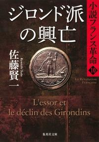 ジロンド派の興亡 小説フランス革命 10