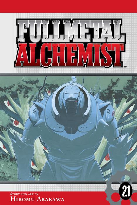 Fullmetal Alchemist, Vol. 21拡大写真
