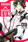 Aoharu X Machinegun, Vol. 3-電子書籍