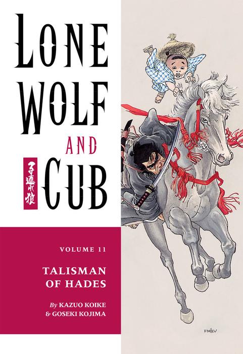 Lone Wolf and Cub Volume 11: Talisman of Hades拡大写真