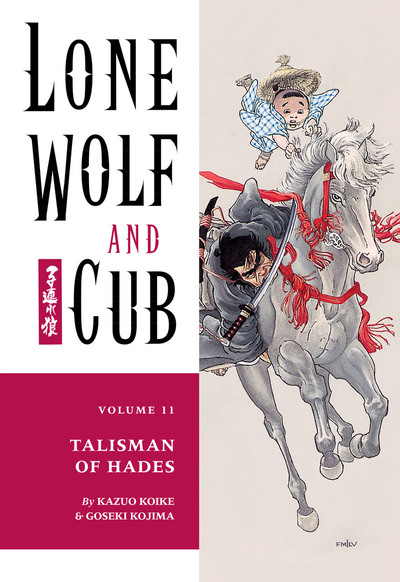 Lone Wolf and Cub Volume 11: Talisman of Hades