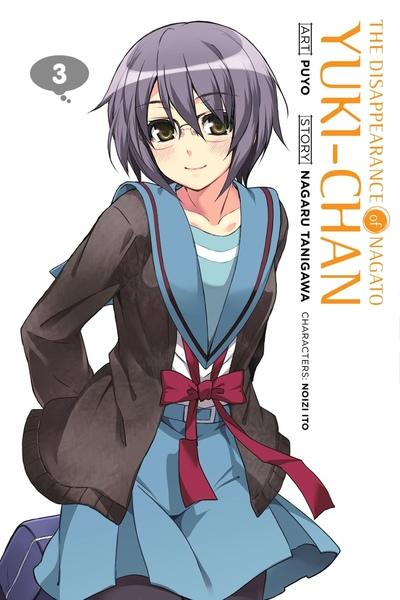 The Disappearance of Nagato Yuki-chan, Vol. 3-電子書籍