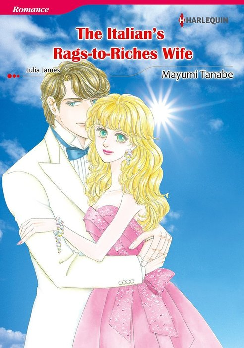 THE ITALIAN'S RAGS-TO-RICHES WIFE拡大写真