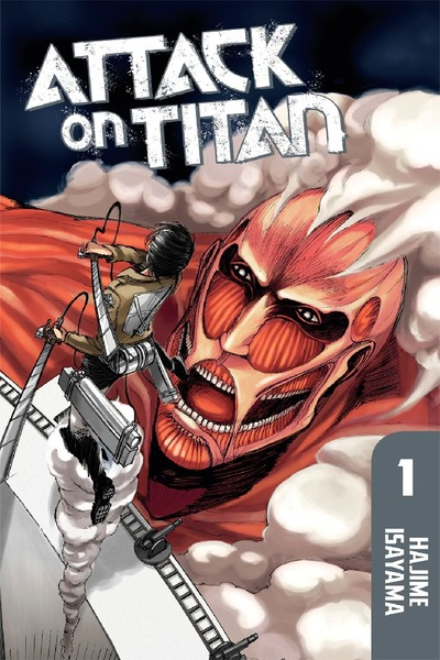 Attack on Titan Sampler-電子書籍