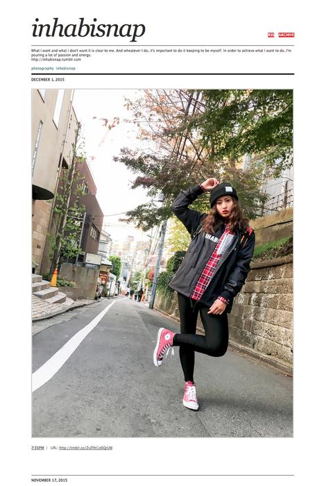 inhabisnap ~2015年発行 月刊シリーズ 12月号~拡大写真