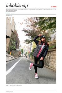 inhabisnap ~2015年発行 月刊シリーズ 12月号~