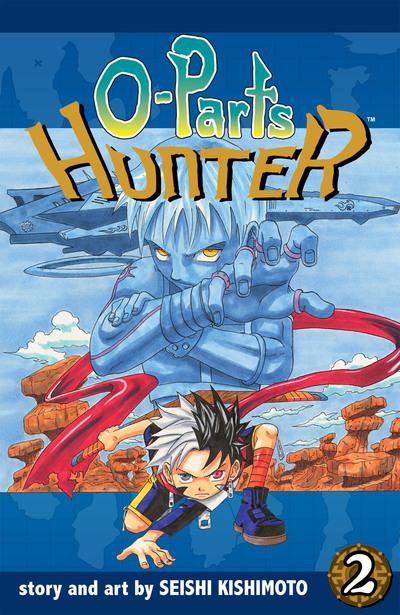 O-Parts Hunter, Vol. 2-電子書籍