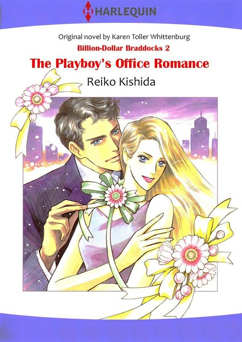 The Playboy's Office Romance拡大写真