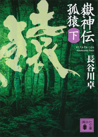 嶽神伝 孤猿(下)-電子書籍