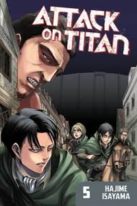 Attack on Titan 5-電子書籍