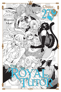 The Royal Tutor, Chapter 27
