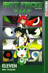 Sgt. Frog, Vol. 11-電子書籍