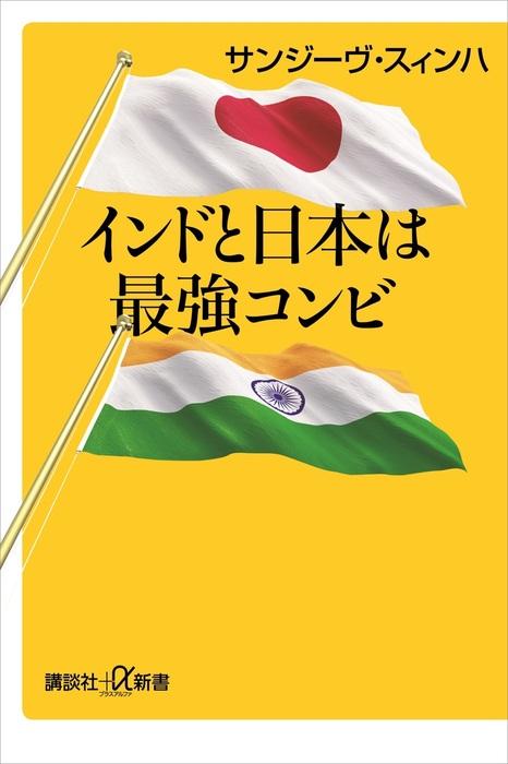 インドと日本は最強コンビ拡大写真