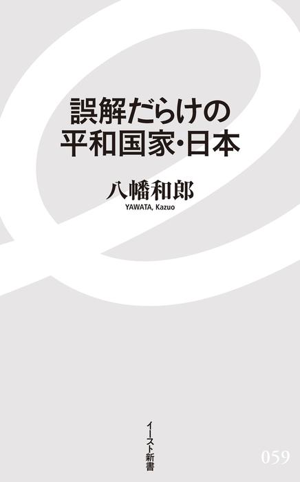 誤解だらけの平和国家・日本拡大写真