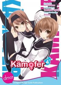 Kampfer Vol. 4-電子書籍