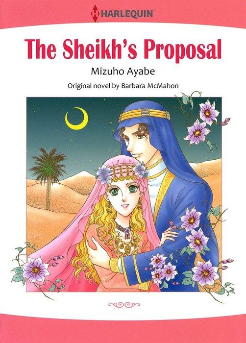 THE SHEIKH'S PROPOSAL-電子書籍-拡大画像