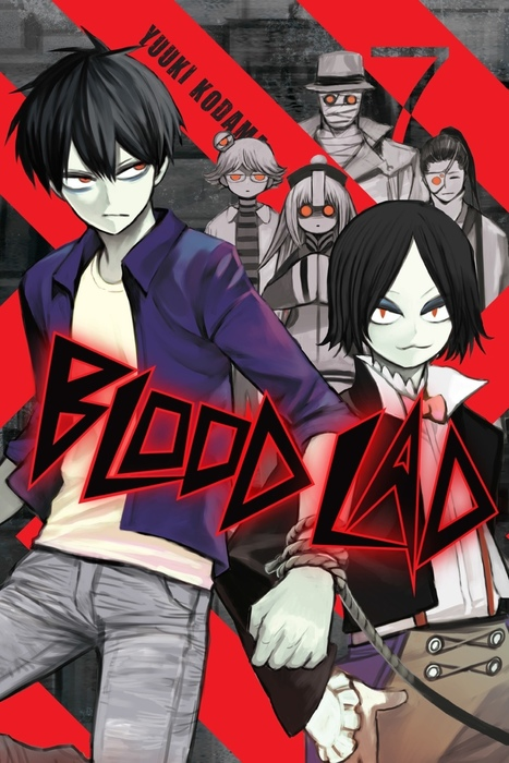 Blood Lad, Vol. 7拡大写真