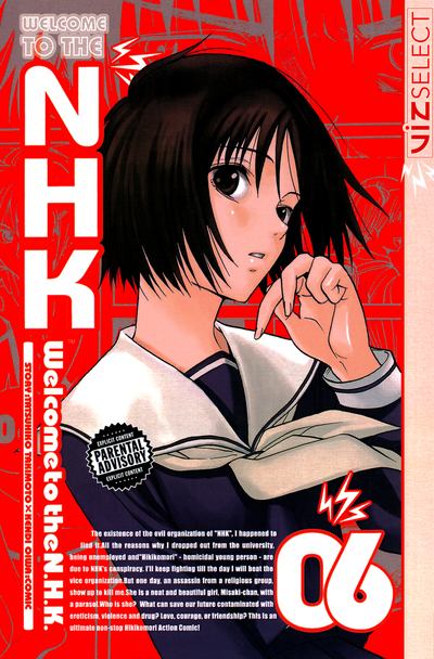 Welcome to the N.H.K., Vol. 6-電子書籍