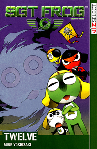 Sgt. Frog, Vol. 12-電子書籍
