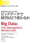 ビッグデータで経営はどう変わるか-電子書籍