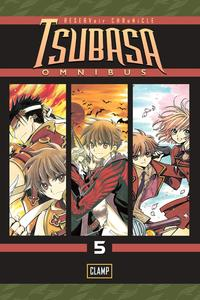 Tsubasa Omnibus 5-電子書籍