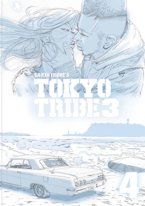 TOKYO TRIBE3 第4巻拡大写真