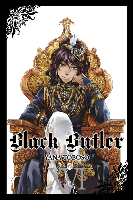 Black Butler, Vol. 16拡大写真