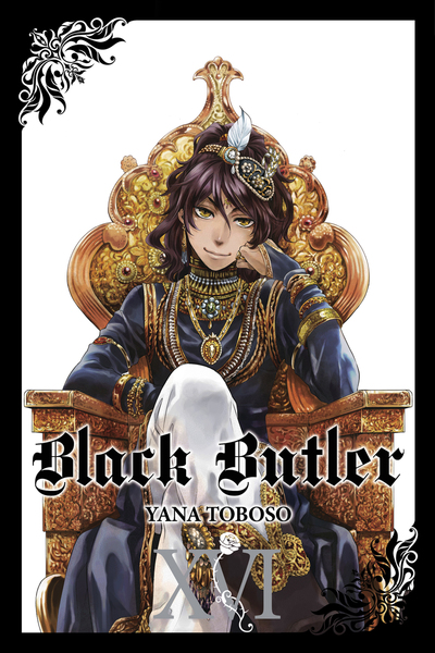 Black Butler, Vol. 16-電子書籍
