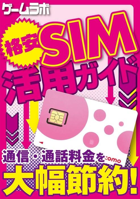 格安SIM活用ガイド拡大写真