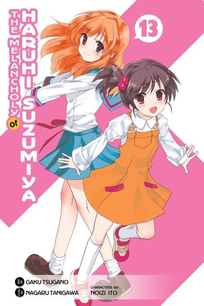 The Melancholy of Haruhi Suzumiya, Vol. 13 (Manga)-電子書籍