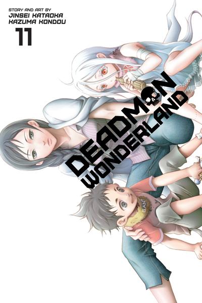 Deadman Wonderland, Vol. 11-電子書籍