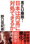英EU離脱! 日本は円高に対処できるか-電子書籍