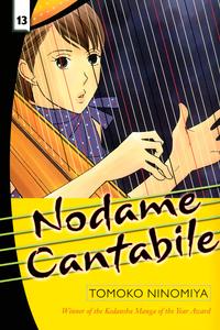Nodame Cantabile 13