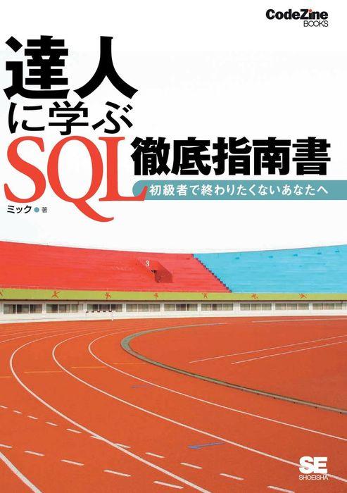 達人に学ぶSQL徹底指南書拡大写真