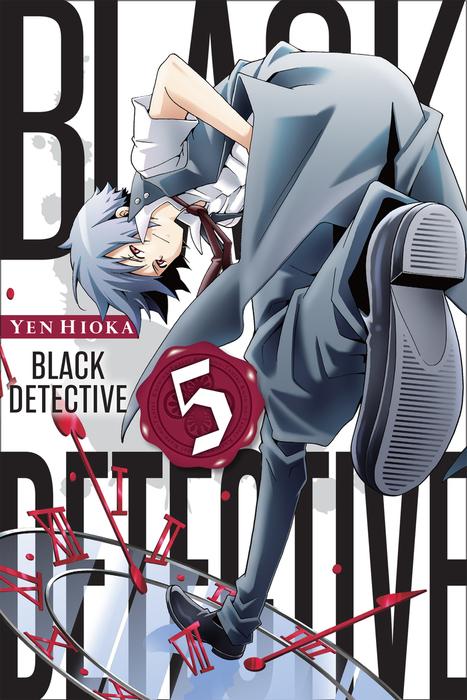 Black Detective, Vol. 5拡大写真