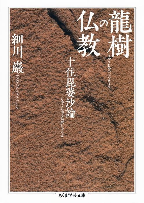 龍樹の仏教 ──十住毘婆沙論拡大写真