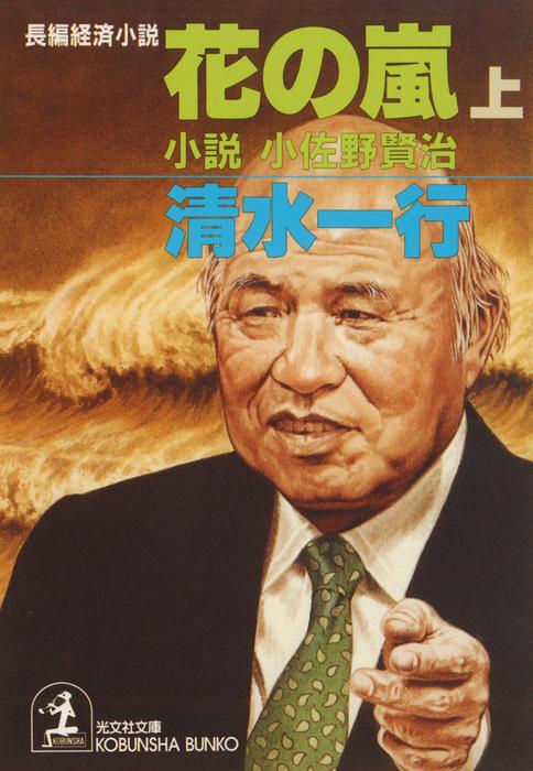 花の嵐(上・下合冊版)~小説 小佐野賢治~拡大写真