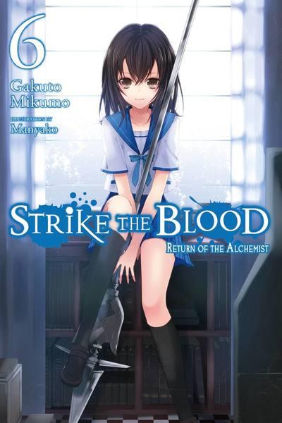 Strike the Blood, Vol. 6