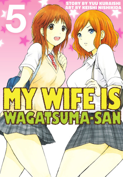 My Wife is Wagatsuma-san 5