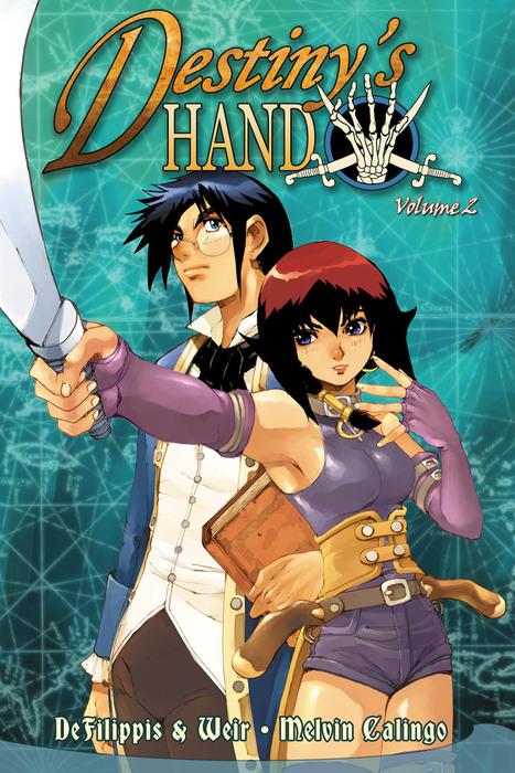 Destiny's Hand Vol. 2拡大写真