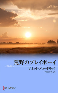 荒野のプレイボーイ-電子書籍