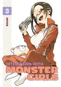 Interviews with Monster Girls Volume 3
