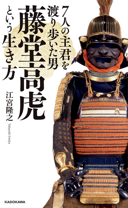 7人の主君を渡り歩いた男 藤堂高虎という生き方拡大写真