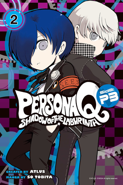 Persona Q: Shadow P3 2拡大写真