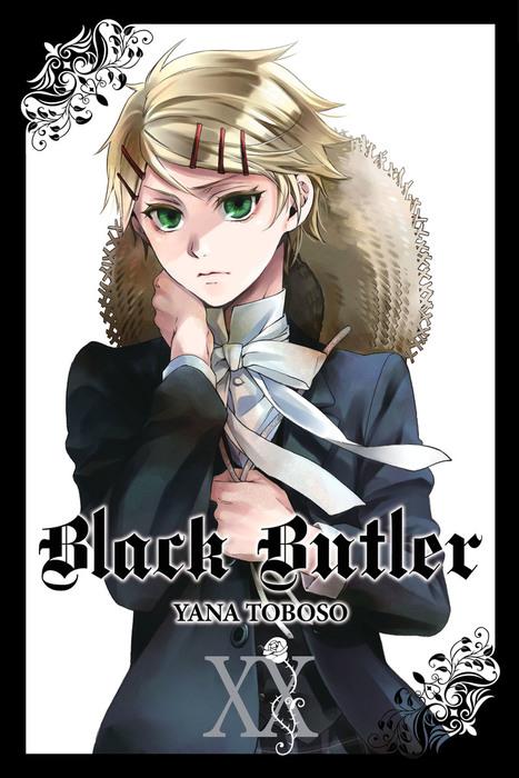 Black Butler, Vol. 20拡大写真