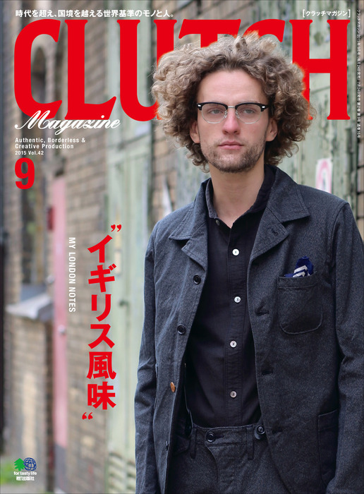 CLUTCH Magazine Vol.42拡大写真