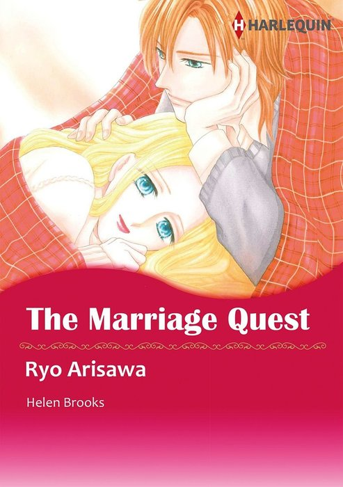 THE MARRIAGE QUEST拡大写真